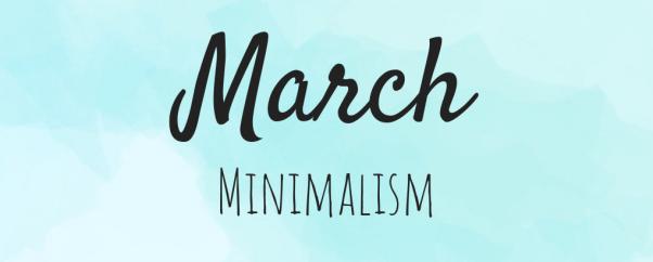 march blog