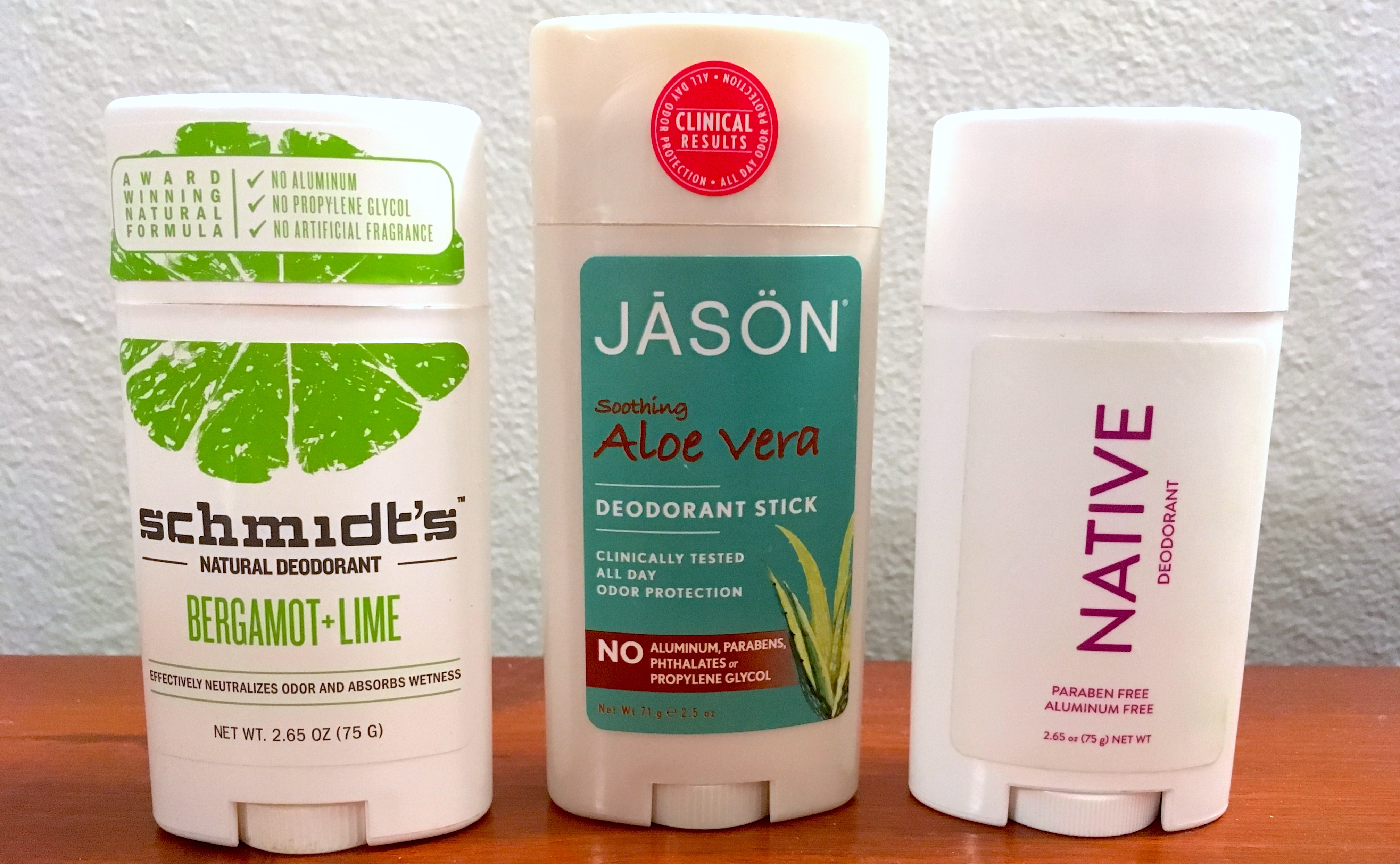 The Best and Worst Aluminum Free Deodorants   The Better Planet ...
