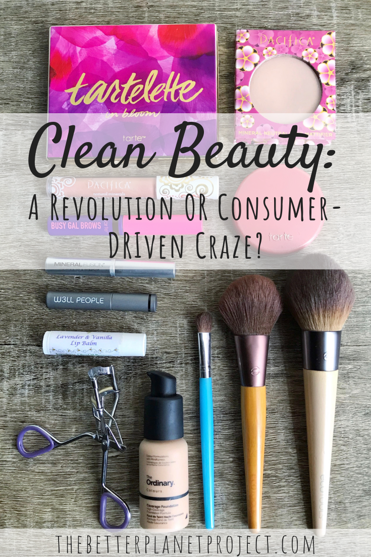 clean beauty craze