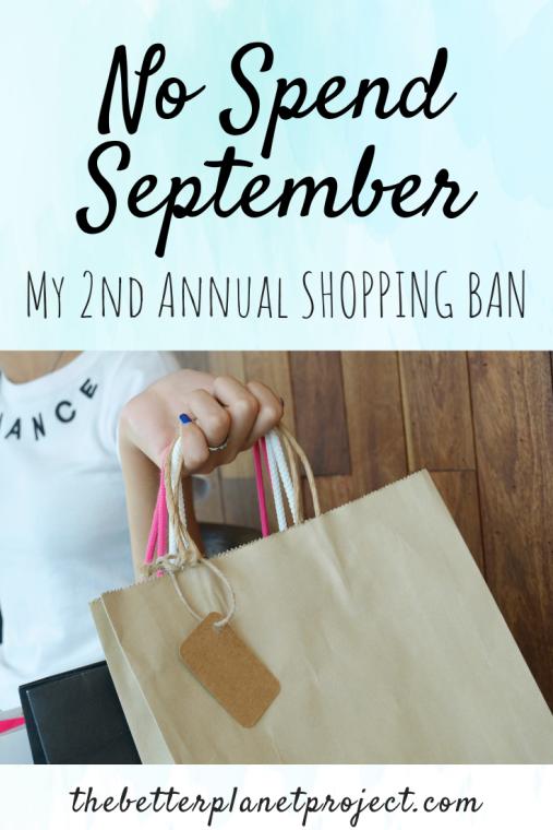 no spend September-2