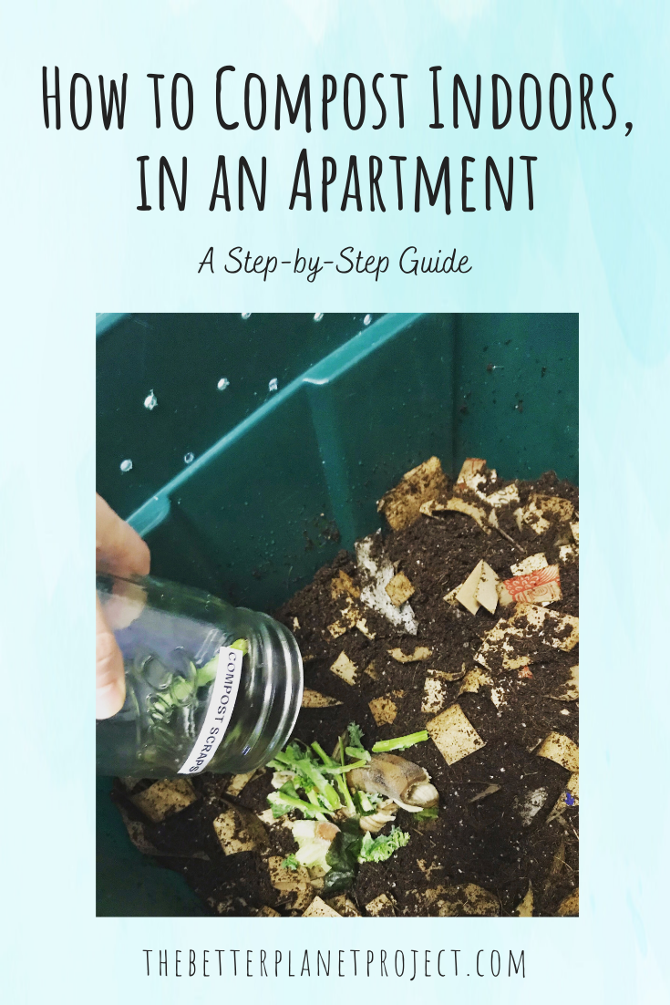 How-to-compost-in-an-apartment